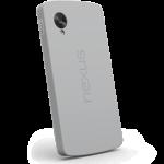 Coque antichoc Nexus 5 grise
