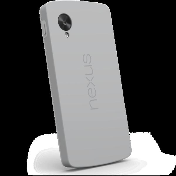 Accessoires pour Nexus 5 : Coque antichoc et LG QuickCover
