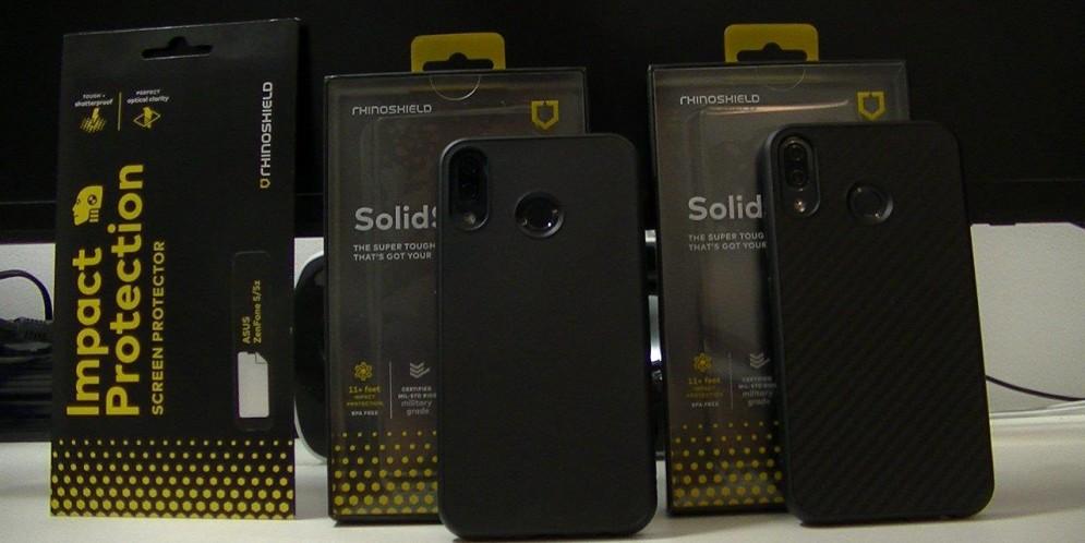 RhinoShield, le must de la protection pour Asus Zenfone 5 et Zenfone 5Z