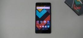Test de l'Energy Phone Pro 4G : un entrée de gamme au look réussi