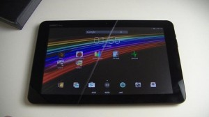 Energy Tablet Neo 10 - vue 01