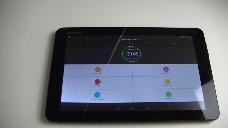 changer systeme exploitation tablette