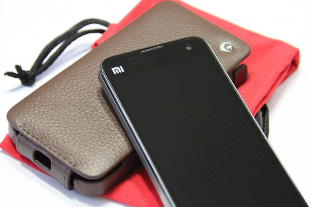 Test de l'étui Norêve pour Xiaomi Mi2