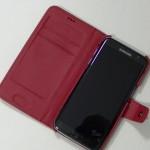 Etui Noreve pour Samsung Galaxy S7 Edge - vue 09