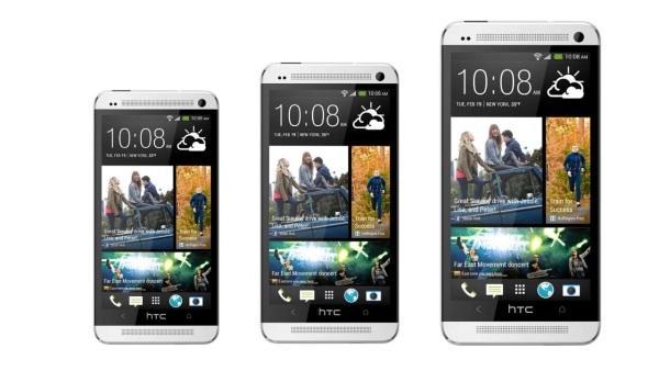 HTC One Max : Plus de précisions et prix