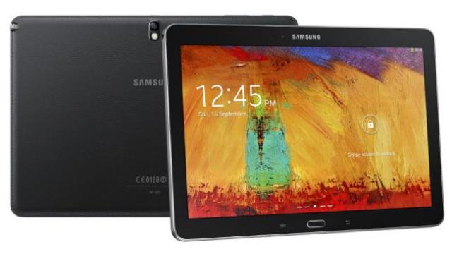 Samsung Galaxy Tab Pro et Galaxy Note Pro