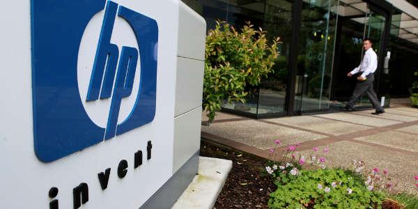 HP : Six nouvelles tablettes au programme