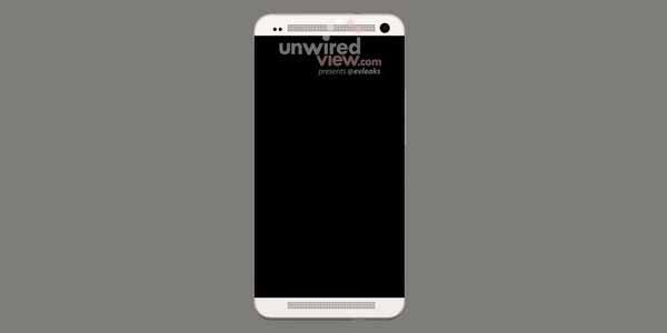 HTC M7 – un visuel supposé (rumeurs)