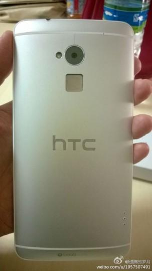 HTC One Max : Lecteur d'empreinte et présentation le 15 octobre