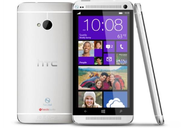 HTC Harmony : Un One sous Windows Phone 8 ?
