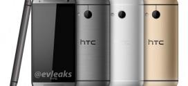 HTC One Mini 2 : premiers visuels