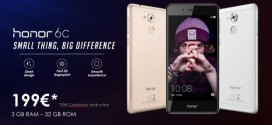 Le Honor 6C officialisé