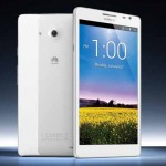 Huawei Ascend Mate - CES 2013