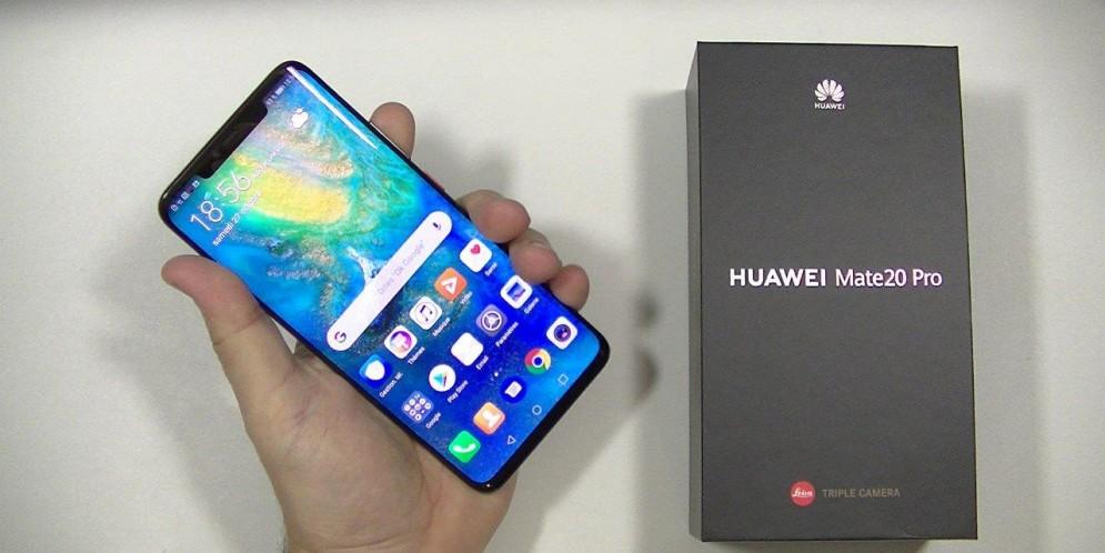 Test du Huawei Mate 20 Pro : le TOP des smartphones