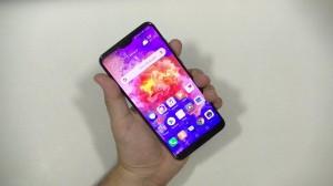 Huawei P20 Pro - vue 02