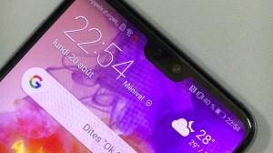 Huawei P20 Pro - vue 04