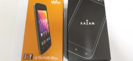 Wiko Iggy vs Kazam Trooper X4.5 : 2 low cost face à face