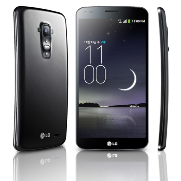 LG G Flex : Commercialisation en France
