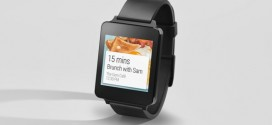 Recevez gratuitement une LG G Watch
