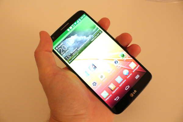 Test du LG G2 (D802) : de l'ultra-haut de gamme comme on aime