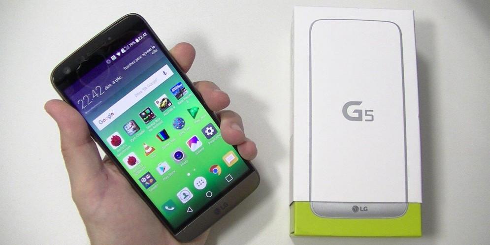 Test du LG G5 : un très bon mobile (ou presque) passé à côté de son public