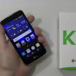 LG K4 - test par TFP - vue 01