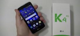 Test du LG K4 (K120) : un entrée de gamme peu satisfaisant
