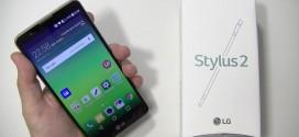 Test du LG Stylus 2 : le stylet est un bel atout