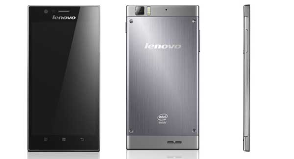 Lenovo IdeaPhone K900 – officialisé au CES 2013