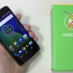 Lenovo Moto G5 Plus - vue 01