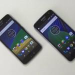 Lenovo Moto G5 vs G5 Plus - vue 02