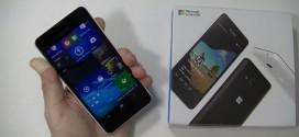 Test du Microsoft Lumia 550 : l'entrée de gamme en Windows 10