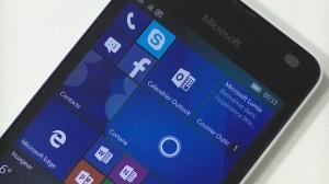 Microsoft Lumia 550 - vue 08