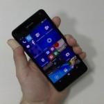 Microsoft Lumia 650 - vue 02