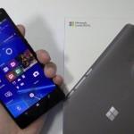 Microsoft Lumia 950 XL - vue 01