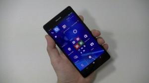 Microsoft Lumia 950 XL - vue 02