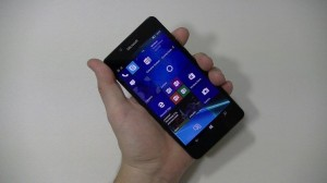 Microsoft Lumia 950 - vue 02