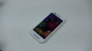 Motorola Moto E - vue 02