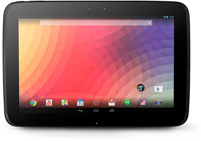 Nexus 10 : Elle sera bien produite par Asus