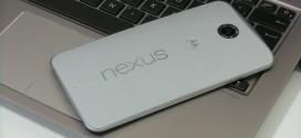 Test du Nexus 6 : le smartphone à jour