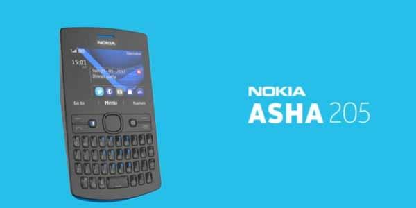 ... que le Nokia 206 vient d'être officialisé le Nokia Asha 205