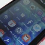 Nokia Asha 503 - vue 02