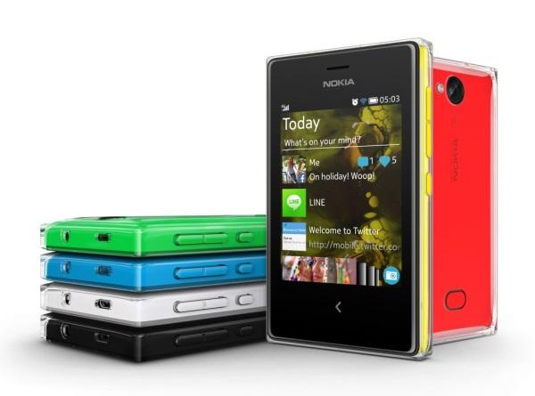 Nokia Asha 503 : Un nouvel Asha 3G+