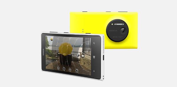 Nokia Lumia 1020 : l'ultra-haut de gamme officialisé