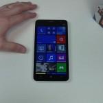 Nokia Lumia 1320 - vue 01