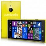 Nokia Lumia 1520 @evleaks