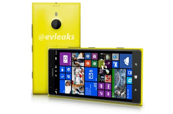 Nokia Lumia 1520 : Rumeurs – un phablet sous Windows Phone 8 GDR3
