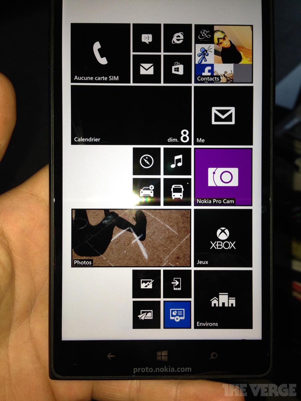 Nokia Lumia 1520 : Date et grosse batterie