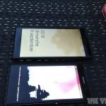 Nokia Lumia 1520 vs Sony Xperia Z 01