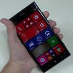 Nokia Lumia 1520 - vue 01